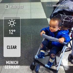 Selamat datang di Munich!