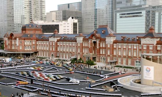 Stasiun Tokyo. Gambar dari Japan Times.