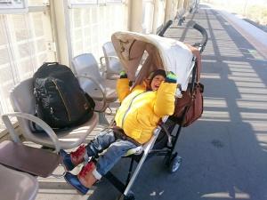 Ini bawaan kami! Light travel, barang bawaan untuk 6 hari.