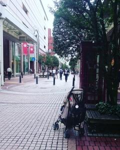 Daerah Ichibancho Sendai.